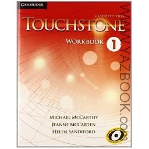 TOUCHSTONE STUDENTS BOOK 1-SECOND EDITION