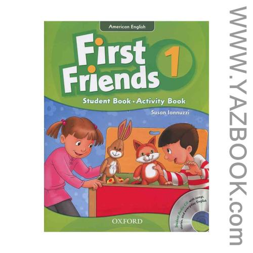 AMERICAN ENGLISH FIRST FRIENDS 1